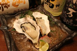 播州室津産 殻付き生牡蠣