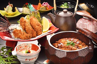 おまかせ【お鍋】or【季節の特別】コース