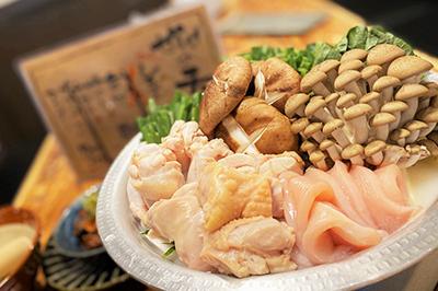 串鍋2,000円コース